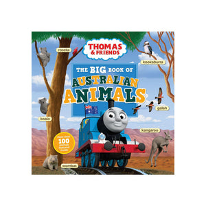 Thomas & Friends - The Big Book of Australian Animals