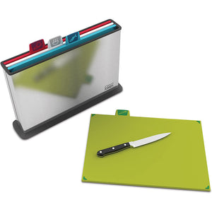 Joseph Joseph Index Steel Chopping Board Set