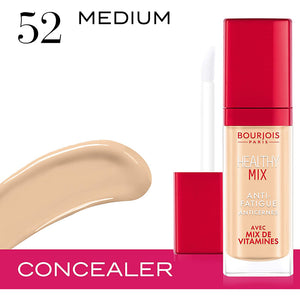 Bourjois Healthy Mix Anti Fatigue Concealer - 52 Medium - 7.8ml