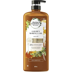 Herbal Essences Bio Renew Golden Moringa Oil Shampoo - 600ml