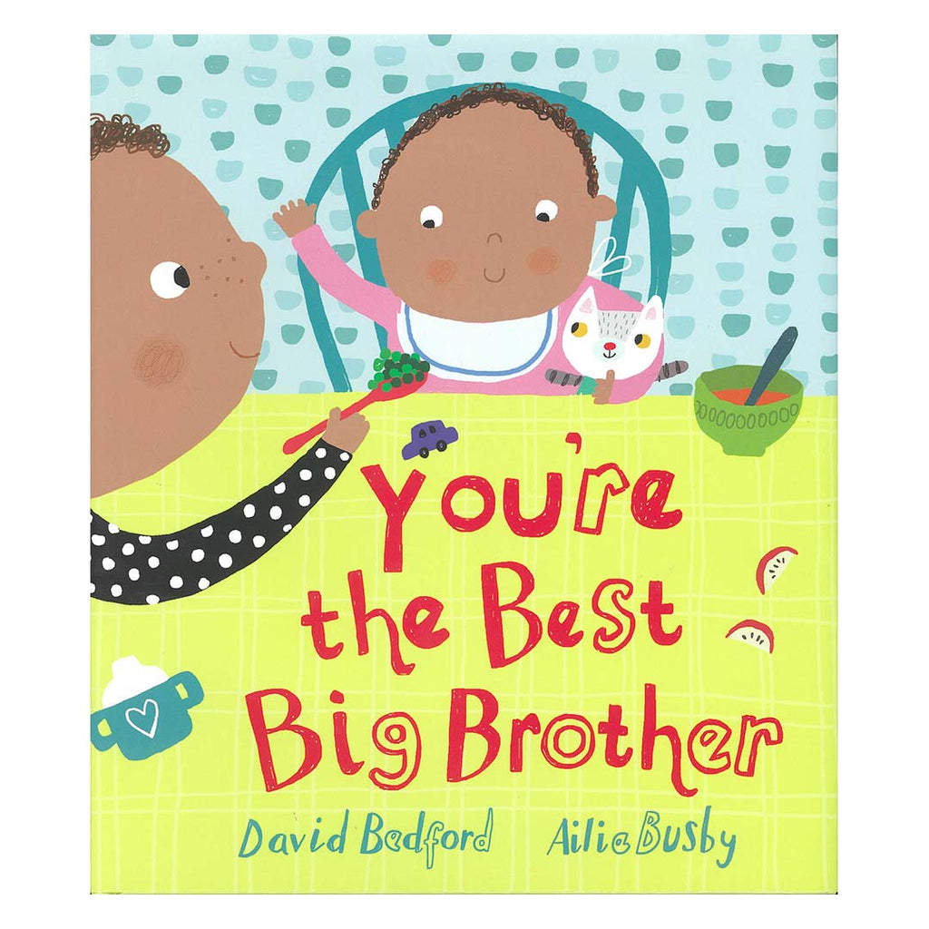 You're the Best Big Brother - Hardcover Book