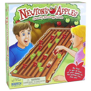 Newton's Apples - Gravity Strategy Game