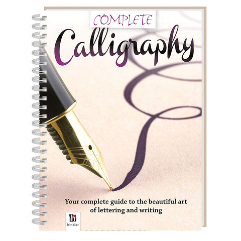 Complete Calligraphy Kit