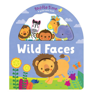 Toddle Time - Guess Who - Wild Faces