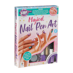 Zap! Extra: Magical Nail Pen Art
