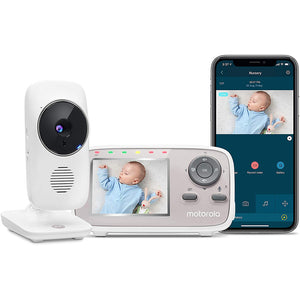 "Motorola 2.8"" Wifi Baby Video Monitor (MBP667CONNECT)"