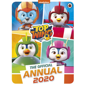 Top Wing: Official Annual 2020