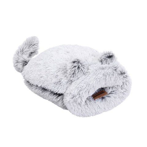 Paws & Claws Calming Plush Cat Snuggler
