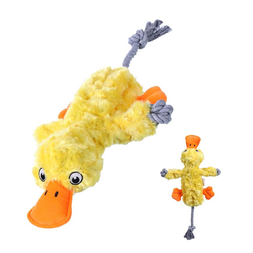 Paws & Claws Animal Kingdom Ropey Plush - Duck