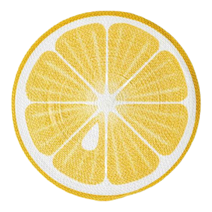 Lemon Place Mat