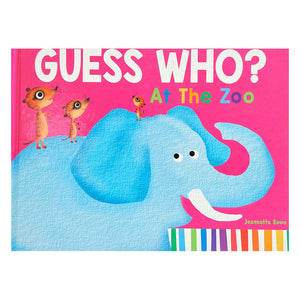 Guess Who? At the Zoo - Lift the Flap Book