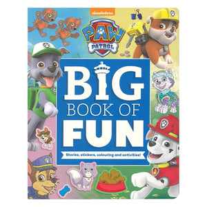 Paw Patrol: Big Book of Fun