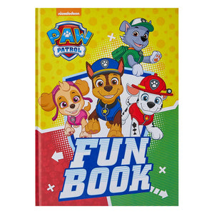 Paw Patrol: Fun Book (Hardcover)