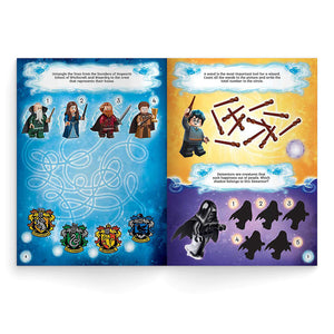 Lego Harry Potter Hogwarts Yearbook 2020