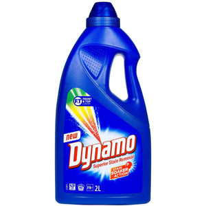 Dynamo Superior stain removal Front & Top Loader Liquid 2L