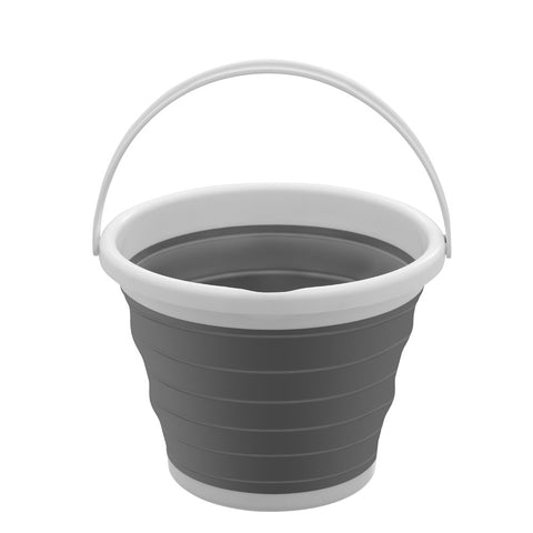 Boxsweden Foldaway Bucket With Handles - 10L