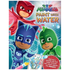 Pj Masks Paint with Water