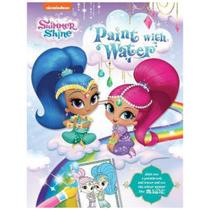 Shimmer And Shine Paint With Water