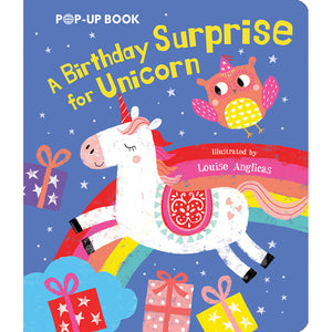 A Birthday Surprise For Unicorn
