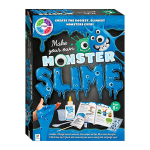 Make Your Own Monster Slime