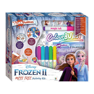 Inkredibles Activity Kit: Frozen 2