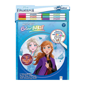 Colour Burst Disney Frozen 2 Colouring Kit