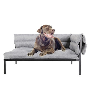 Paws & Claws Elevated Sofa Pet Bed - Large(93.5cm)