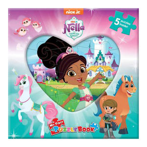 Nella the Princess Knight My First Puzzle Book