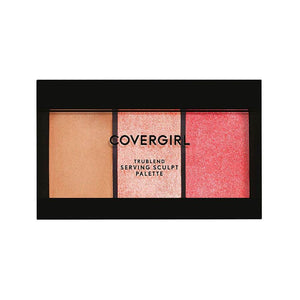 Covergirl TruBlend Serving Sculpt Palette 500 Bloom Babe - 6.5g