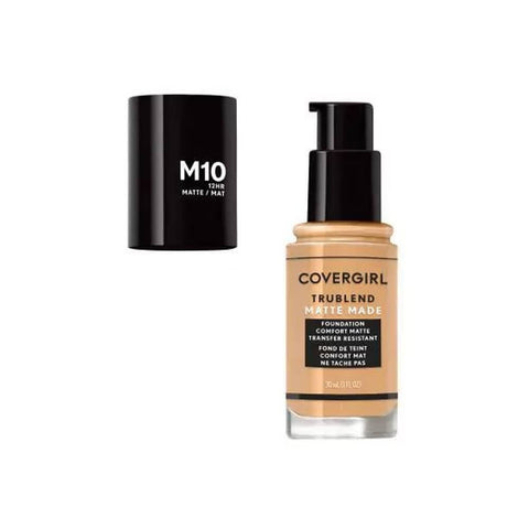 Covergirl Trublend Matte Made Liquid Foundation - 30ml