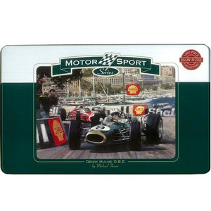 Motor Sport Series 1000 Piece Puzzle In A Tin