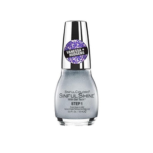Sinful Colors Sinful Shine Step 1 Nail Polish - 15ml