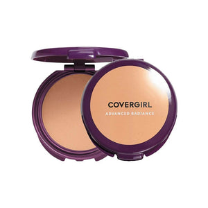 Covergirl Advanced Radiance Pressed Powder - 125 Soft Honey - 11g