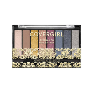 Eyeshadow - Covergirl TruNaked Queenship Palette - 6.5g