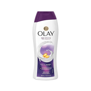 Olay Body Wash Age Defying Body Wash With Vitamin E 400ml