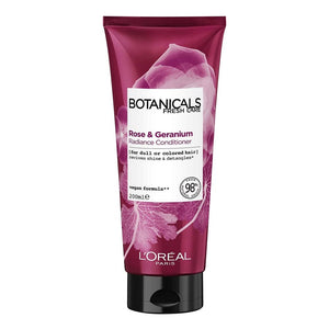 L'Oreal Paris Botanicals Fresh Care Rose & Geranium Radiance Conditioner 200ml