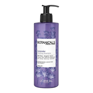 L'Oreal Botanicals Fresh Care Lavender Soothing Shampoo 400ml