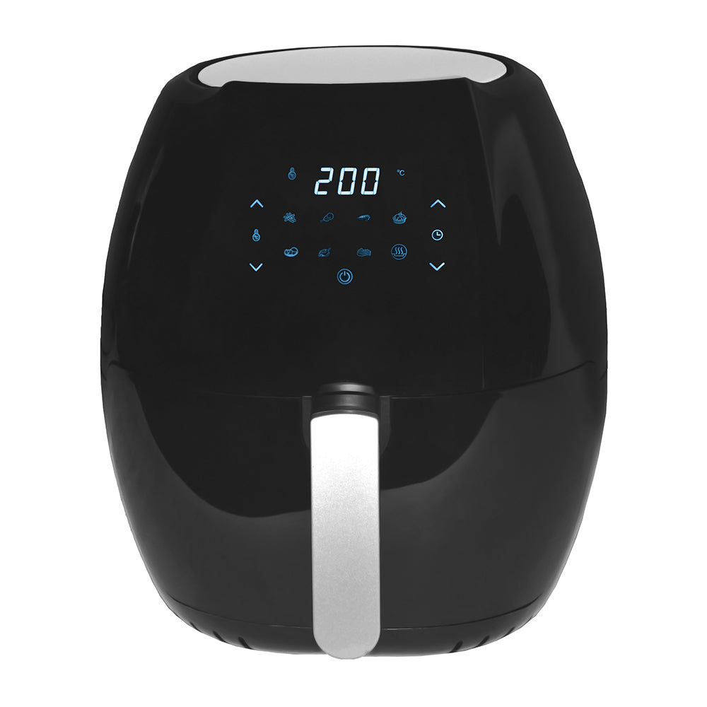 Healthy Choice 8L Digital Air Fryer - Black