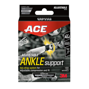 ACE™: Adjustable Ankle Support Smooth Sales