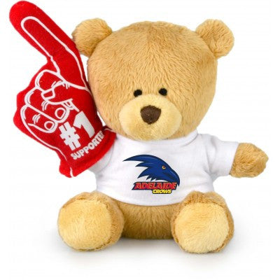 AFL No.1 Supporter Teddy Bear Smooth Sales