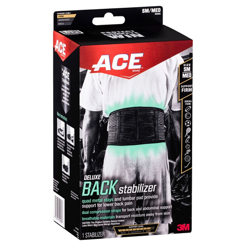 ACE™: Deluxe Back Stabilizer
