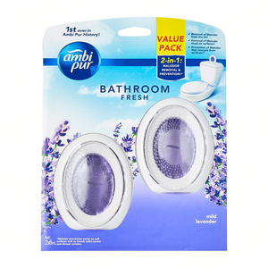 Ambi Pur: Bathroom Fresh (2-in-1)