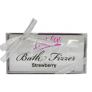 Indulge: Strawberry Bath Fizzer (120g)
