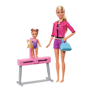 Barbie Careers Doll - Gymnastics Coach