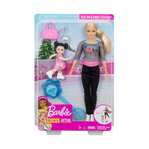 Barbie Careers Doll - Ice Skating Coach