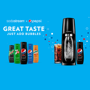 5 Pack SodaStream Soft Drink Flavours