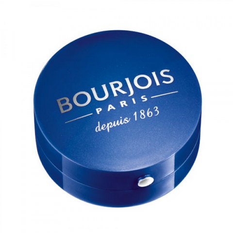 4 x Bourjois Little Round Pot Eyeshadow - 03 Blue