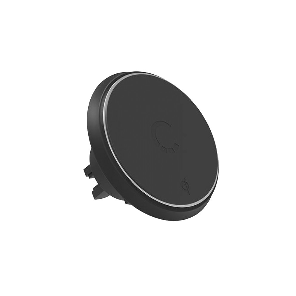 Cygnett-MagMount Qi Wireless Car Charger And Mount