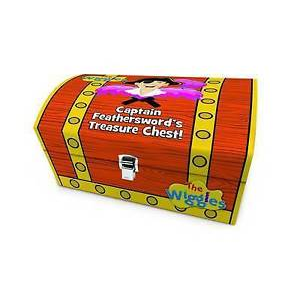 The Wiggles Captain Feathersword's Treasure Chest