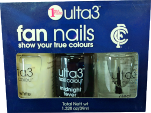 Officially Licensed Ulta3 AFL Fan Nails